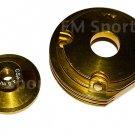 Mini Pocket Bike Big Bore Gold CNC Head Parts 47cc 49cc