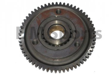 Scooter Moped Starter Clutch Assembly Drive Gear 250cc For Honda ELITE CH250