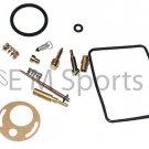 80cc Dirt Pit Bike Carburetor Carb Rebuild Repair For Honda XR80 CRF80 Parts