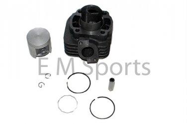 Scooter Moped Big Bore Cylinder Piston Kit 50cc - 71cc Baccio DLX 50 VX 50 Parts