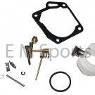 Dirt Pit Bike 80cc Carburetor Carb Rebuild Repair Diaphragm For Honda CRF80 F