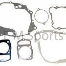 Dirt Pit Bike 200cc Parts CB200 OHV 162FML Engine Motor Cylinder Gasket Set