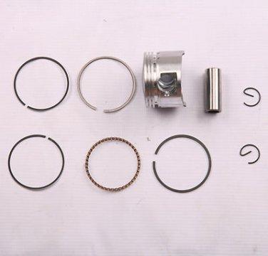 Chinese Atv Quad Piston Kit w Rings Parts TAOTAO BAJA Roketa Kazuma 50cc QMB139