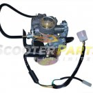 Gas Chinese Go Kart Buggie 250cc Carburetor Carb Parts COOLSTER 6250 6250DBL