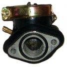 Go Kart 4 Wheeler 150cc Carburetor Intake Manifold For HAMMERHEAD TWISTER 150
