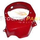 Motor Engine Fan Cover Go Kart Buggy Hammerhead HH Mudhead 80T 208cc Mini Shark