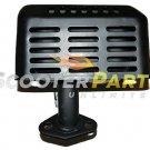 Muffler Exhaust Motor Part For Go Kart Buggy TrailMaster Mini XRS XRX 168cc