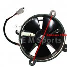 China Atv Quad Go Kart 4 Wheeler Parts Alloy Radiator Fan 150cc 200cc 250 300cc