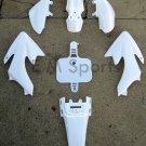 Dirt Pit Bike Fairing Body Plastic 125cc Legacy SSR SR125-B2 SR125-E2 E4 White
