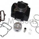 Atv Quad 1P52FMI Engine Motor Cylinder Kit 125cc Parts Lifan