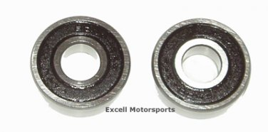 Mini Scooter Pocket Bike Parts Wheel Bearings 6000ZZ 6000RS 47cc 49cc