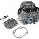 Cylinder Head Spark Plug Motor For Honda ATC70 TRX70 4 Wheeler ATV Quad 70cc