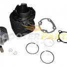 Motor Cylinder Kit w Piston Rings 50mm For Strada XTM90 Scooter Moped 90CC Parts