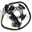 Atv Quad 4 Wheelers 4 Pole Alternator Winding Stator 125cc 150cc CG125 CG150