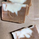 SANDALWOOD - Cold Process Soap  with Cocoa
