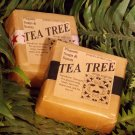 TEA TREE - Glycerin Soap