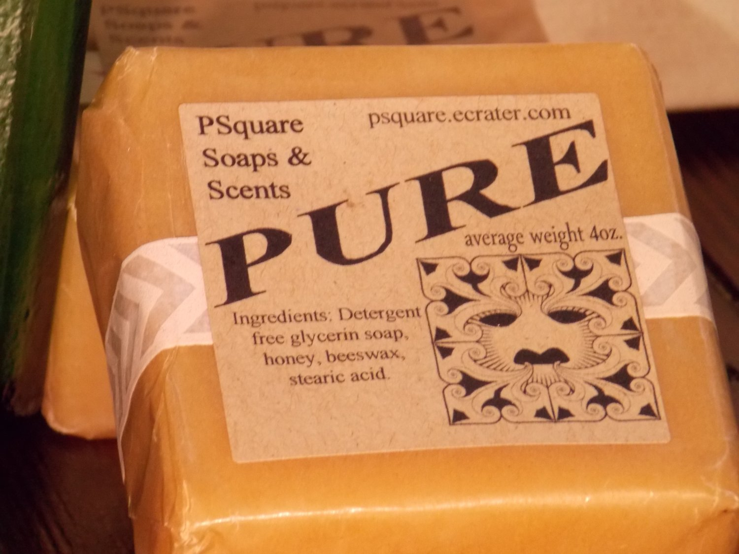 PURE - Glycerin Soap