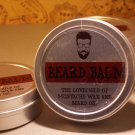 BEARD BALM, Bay Rum, Men's Skin Care, Shaving, Grooming, Personal Care, mustache tamer