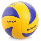 MIKASA Sports Official FIVB Olympic Volleyball Ball Indoor Outdoor Size5 MVA200