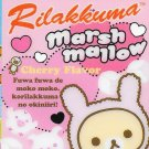 San-x Rilakkuma Marshmallow Mini Memo Pad