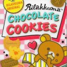 San-x Rilakkuma Chocolate Cookies Mini Memo Pad