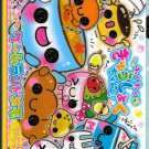 Kamio Picnic Buddies Memo Pad with Water Soluble Paper
