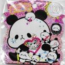 Kamio Mochi Panda 61pc Sticker Sack