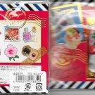 Kamio Bon Voyage Korean 70pc Sticker Sack