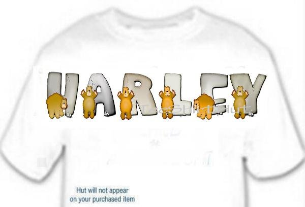 T-shirt, Your Name in The BEAR NECESSITIES - (youth & Adult Sm - xLg)