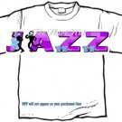 T-shirt, Your Name in BEATNIKS , Jazz, - (Adult 4xLg - 5xLg)