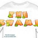 T-shirt, Your in Name in GATORS, swamp - (Adult 3xlg)