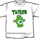 T-shirt , FEELING LUCKY, clover, Good Luck - (adult Xxlg)