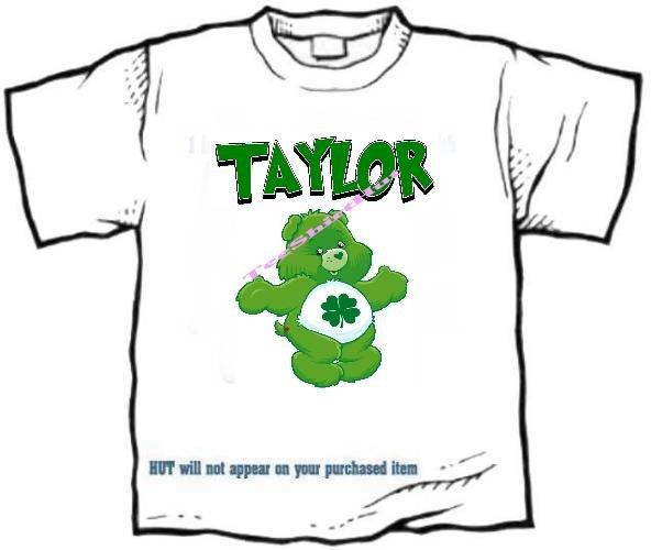 T-shirt , FEELING LUCKY, clover, Good Luck - (adult 3xlg)