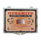 Tiger Dynamite Tips, Box of 24, Medium Hard 14mm Tips
