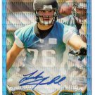 Luke Jockle 2013 Topps Blue Wave RC Variation SP /50