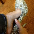 Total Glam Bridal Shoe