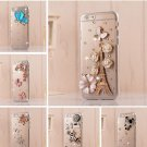 Diamond Hard Back cover case for iphone all type cases