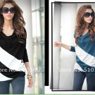 Women T-shirts spring new arrive 2015 summer saias femininas maxi cotton t-shirt