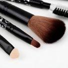 omen 5 Pcs Stylish professional foundation eyeshadow eyebrow blending brushes