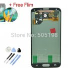 The Smartphone LCD Screen S5 i9600 and Touch Digitizer Assembly+Film