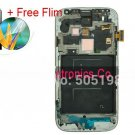 New Parts of LCD Display S4 Touch screen + Frame+ Assembly + Flim