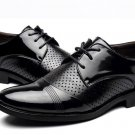 New Men Dress Shoes Leather Office Shoe Casual Pant Wear Boots