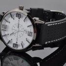 Men Quartz Watch Shock Resist Strap Band Wrist Watches