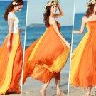 Women Summer Cotton Casual Bohemia Maxi Long Beach