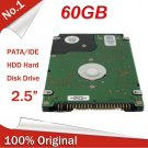 "New 2.5"" HDD 60GB Internal Hard Disk Drive laptop notebook"
