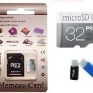 32 GB MEMORY CARD FOR GALAXY S6 PHONES INSERT CARD KIT