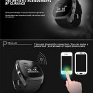 LCD Fashionable Anti-lost Bluetooth Watch/Audio+Smartphone