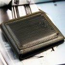 Genuine leather Men wallet Design Style Pocket Purse