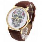 Design Women Dress watches Quartz Watch fashion SKULL Watch