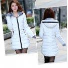 Wadded jacket female 2015 Women winter jacket down cotton jacket Large Size